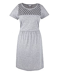Neppy Smock Dress