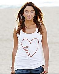 Heart Logo Vest