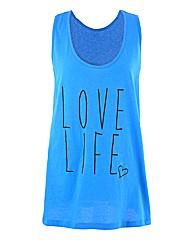 Love Logo Vest