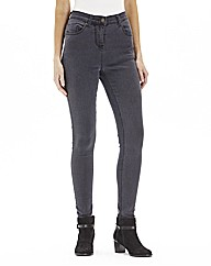 Lucy High Waist Skinny Jeans - Long