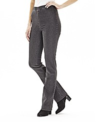 Bootcut Jeggings - Length 34in
