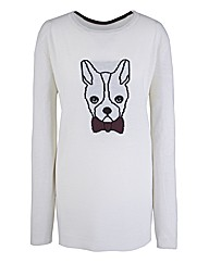 Novelty Dog Jumper