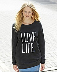 Novelty Love Life Jumper
