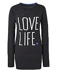 Novelty Love Life Jumper