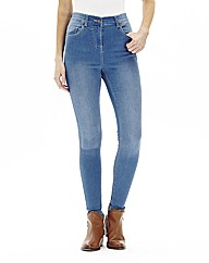 Lucy High Waist Skinny Jeans - Regular