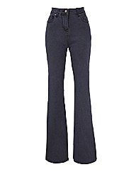 Kim High Waist Bootcut Jeans - Regular