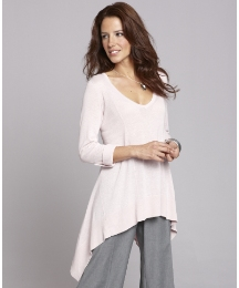 Fabrici Waterfall Hem Jumper