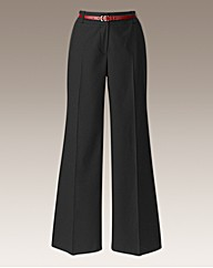 Fabrici Tailored Wide Leg Trousers 30in