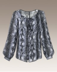 Fabrici Silk Blouse