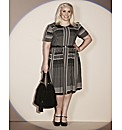 Claire Richards Spot Print Dress