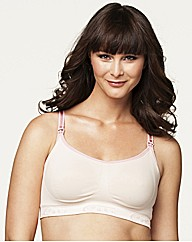 Cotton Candy Blush Nursing Bra