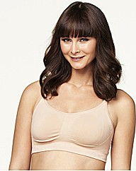 Nude Cotton Candy Nursing Bra