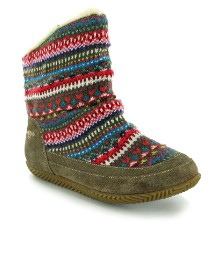 Rocket Dog Tahoe Winter Knit Ankle Boot