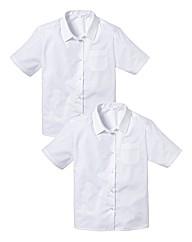 Boys 2Pk S/S Shirts Gen (7-16 yrs)