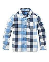 KD EDGE Boys Check Shirt (7-14 years)