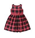 KD MINI Tartan Party Dress (2-6 years)