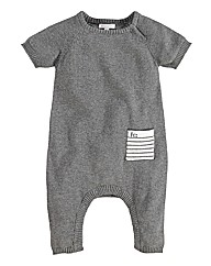 French Connection Boys Knitted Bodysuit