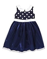 KD MINI Spot Dress (1-4 years)