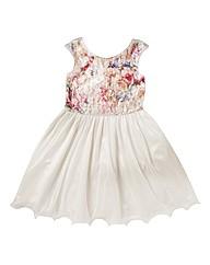 KD EDGE Printed Sequin Dress (5-12yrs)
