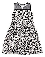 KD EDGE Print Day Dress (5-12 years)