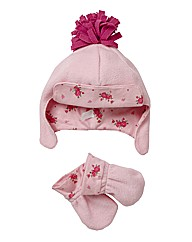KD BABY Hat and Gloves Set