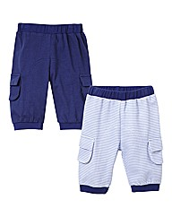 KD BABY Pack of Two Joggers