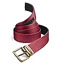 Black Label by Jacamo Colour Trim Belt
