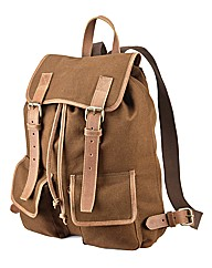 Jacamo Double Pocket Back Pack