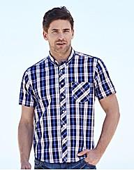 Lambretta Tartan Short Sleeve Shirt