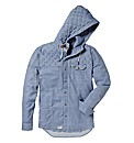Voi Dover Hooded Shirt