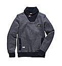 Voi Shawl Neck Sweater