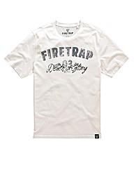 Firetrap Biker T-Shirt