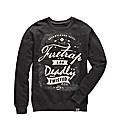 Firetrap Kaiser Crew Neck Sweat