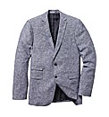 Black Label by Jacamo Cotton Blazer