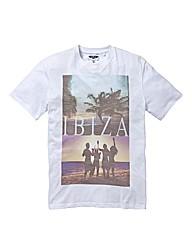 Label J Ibiza T-Shirt Long