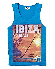 Label J Ibiza Vest Long