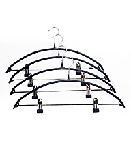 Universal Hangers Pack of 4