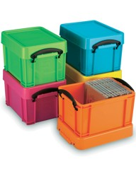 Really Useful CD/DVD Storage Box - Small