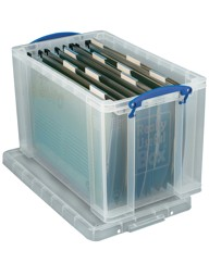 Really Useful File Box & 10 Files