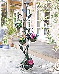Tree Shape Planter & Baskets