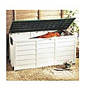 Garden Storage Chests Chest with Wheels