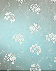 Romantic Voile Panel - Caprice