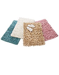 Ruffles Bedside Rug Pack of 2