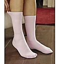 Soft Grip Socks Pack of 6 - Ladies