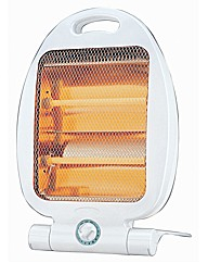 800w Quartz Heater Buy One Get One Free