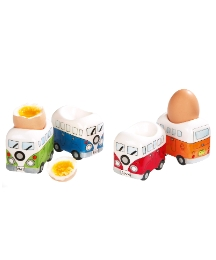 Campervan Breakfast Crockery Eggcups x 4