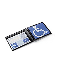 Disabled Badge Holder
