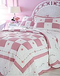 Flora Bedspread Set