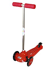 Trail Twist Scooter Red