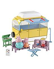 Peppa Pig Campervan